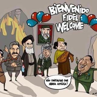 Murió Fidel, no murió la tristeza por los más de 3100 fusilados en Cuba