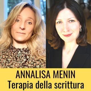 La terapia della scrittura - BlisterIntervista con Annalisa Menin