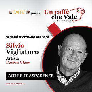 Silvio Vigliaturo: Arte e trasparenze