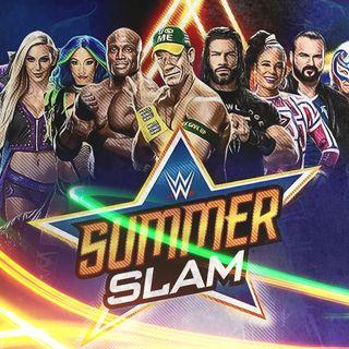 WWE SUMMERSLAM 2021 POST SHOW (Wrestling Soup 8/21/21)