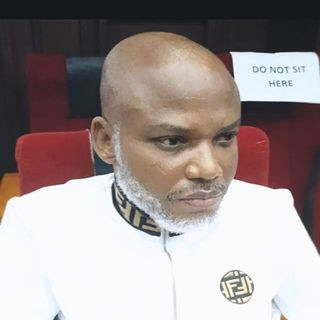 NIGERIA : Kanu pleads not guilty to FG's amended charges