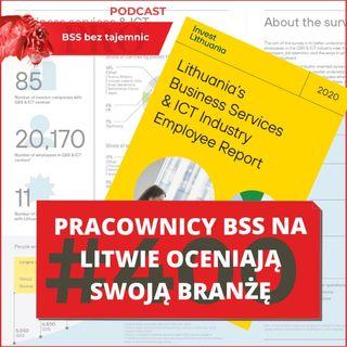 #400 Jak pracownicy sektora BSS na Litwie oceniają swoich pracodawców