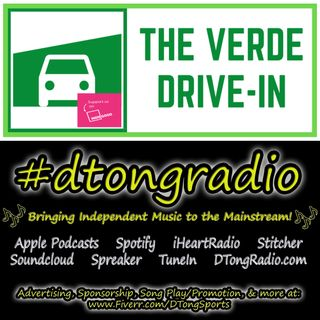 #NewMusicFriday on #dtongradio - Powered by The Verde Drive-In