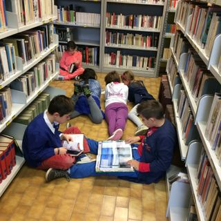 La Scuola In Biblioteca