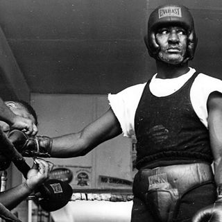 Old Time Boxing Show: The career of Ezzard Charles