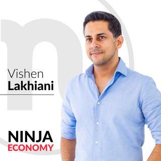 Vishen Lakhiani | Come Creare un'Impresa Straordinaria e Cambiare il Mondo