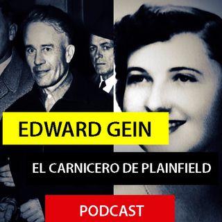 Ed Gein / El Carnicero De Plainfield