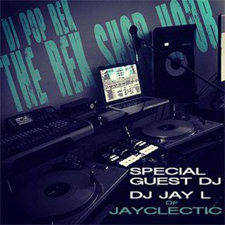 #strictlyhouse presents The Rek Shop Hour w/ Papote & Guest Dj Jay L 1.9.18
