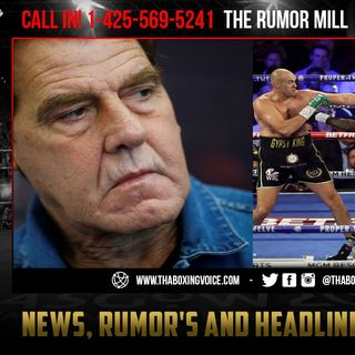 ☎️ RUMOR MILL: Deontay Wilder's New Trainer Could Be Joe Goossen 😱❓