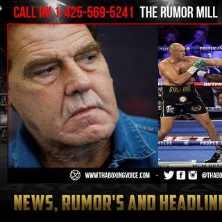 ☎️ RUMOR MILL: Deontay Wilder's New Trainer Could Be Joe Goossen 😱❓