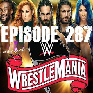 Wrestlemania XXXVI