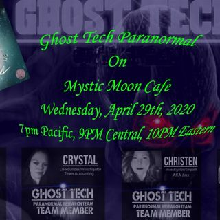 Ghost Tech Paranormal Research