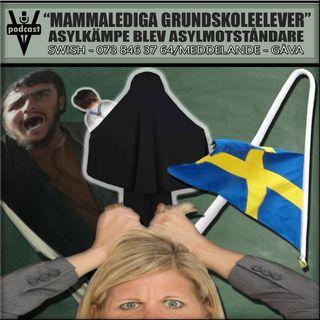 """""""MAMMALEDIGA GRUNDSKOLEELEVER"""" - ASYLKÄMPE BLEV ASYLMOTSTÅNDARE"""