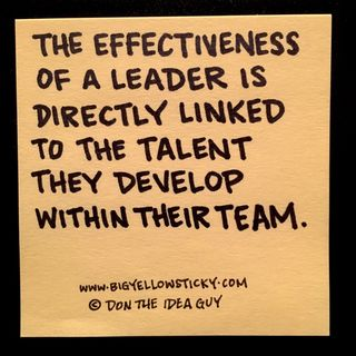 Effective Leaders : BYS 200