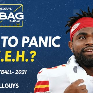 Is it time to Panic on CEH? - Fantasy Football 2021