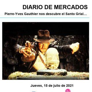 DIARIO DE MERCADOS Jueves 15 Julio
