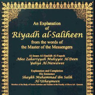 Riyaadhus-Saaliheen