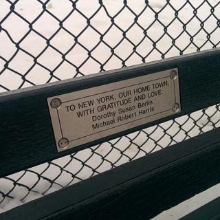 Adopte un banco de Central Park