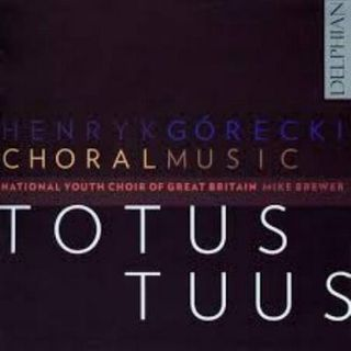 Choir of New College, Oxford - Totus Tuus (Henryk Górecki)