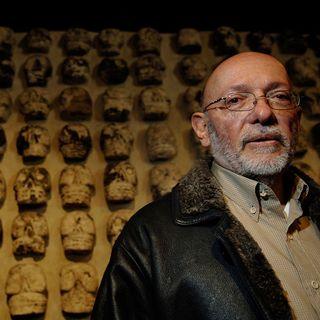 Eduardo Matos y el Templo Mayor