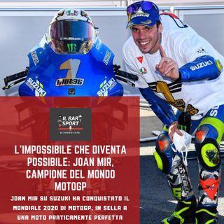 Episodio 24 - L'impossibile che diventa possibile: Joan Mir è campione del Mondo MotoGP