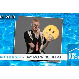 Big Brother 20 | Friday Morning Live Feeds Update July 13