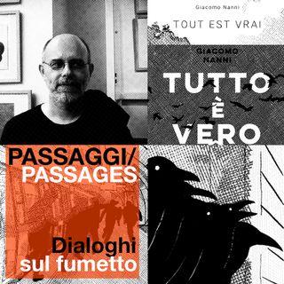 L'autore Giacomo Nanni