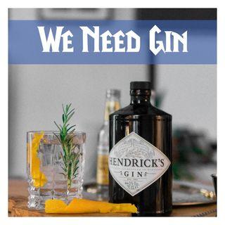 FC 143: We Need Gin
