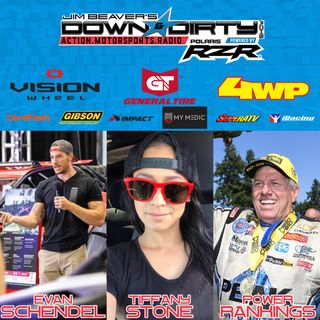#395 - RZR's Evan Schendel, Power Rankings, & Tiffany Stone