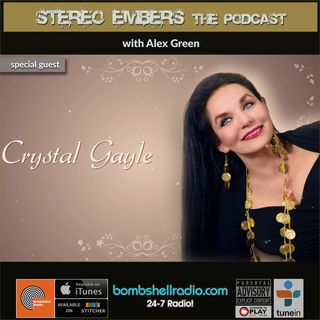 Stereo Embers The Podcast: Crystal Gale