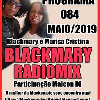 PROGRAMA 84 BLACKMARY RADIOMIX 31052019