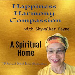 A Spiritual Home