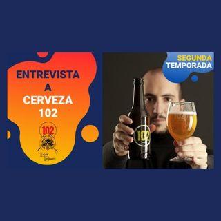 """Entrevista a Cervezas 102 y su proyecto """"La Masereta"""" (T2/E10)"""