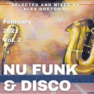 #90 - February 2021 - Nu Disco & Funk vol. 2