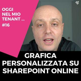 SharePoint Online e la grafica personalizzata