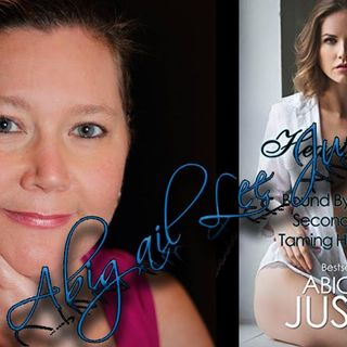 Steaming Up The Pages! Erotic Romance Author Abigail Lee Justice on the Hangin With Web Show