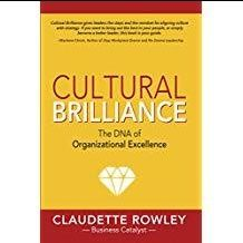 The Cultural Brilliance book reveals how to activate the greatness that's inherent in every organization.