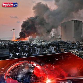 Beirut come Hiroshima e Nagasaki? 2 esplosioni distruggono la città