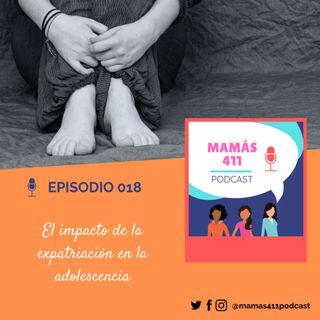 018 - El impacto de la expatriación en la adolescencia