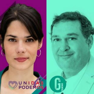 Entrevista a Mariano Martín e Isa Serra.