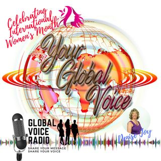 S1 E3 Global Empowerment For Women with Carol Davies