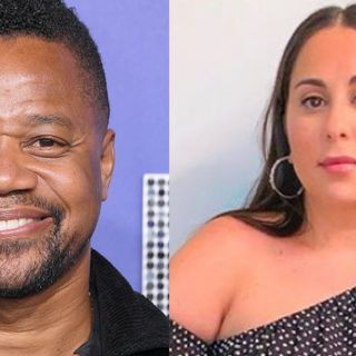 Cuba Gooding Jr. The Reshaping of The Law