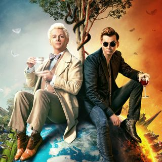 #198: Good Omens, Line of Duty, Fleabag, The OA & more!