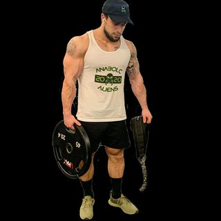 Episode #118: Anabolic Aliens' Mike Rosa RETURNS