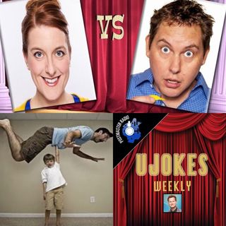 Ujokes Presents: Lauren Pritchard vs. Tom Clark
