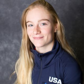 Olympic Talks: Corinne Stoddard, National Short Track Team