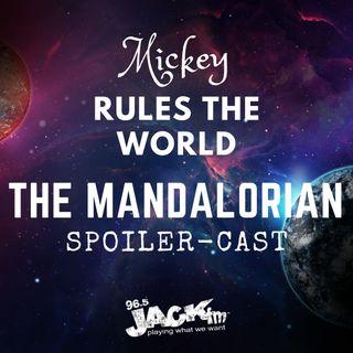 The Mandalorian Spoiler-Cast - Episodes 1 & 2