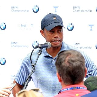 FOL Press Conference Show-Wed Aug 14 (BMW-Tiger Woods)