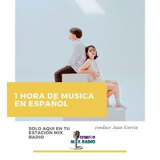 1 Hora De Música en Español, Pop, Rock y baladas