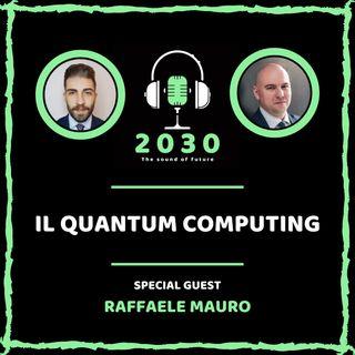11. Il quantum computing